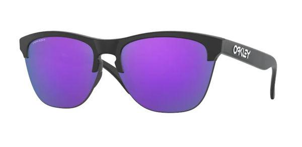 Oakley  Frogskins Lite - Matte Black/Prizm Violet