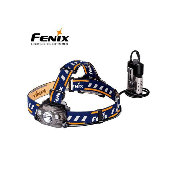 FENIX HP30R HODELYKT LED Grå