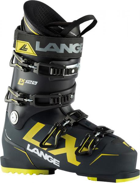 Lange LX 120 - DEEP BLUE/YELLOW 20/21 295