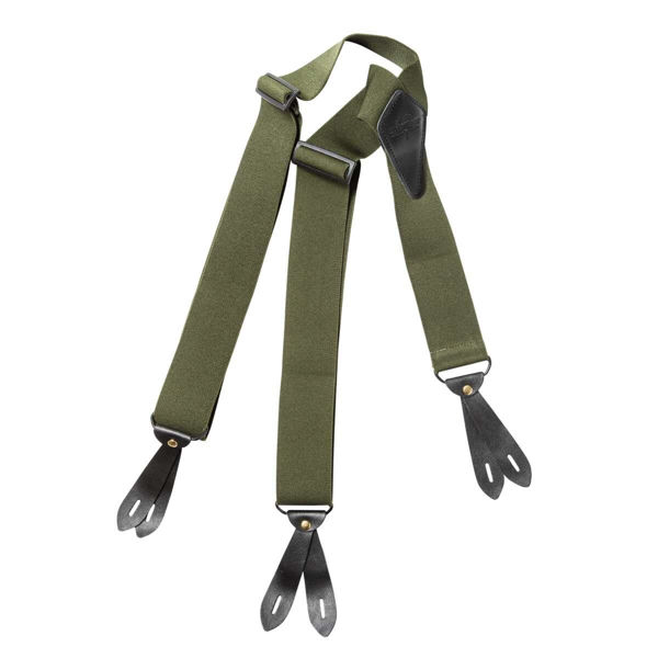 Swedteam button-on Suspenders