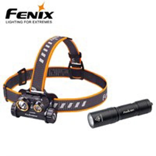 FENIX HM65R + E01 V2.0 Hodelykt