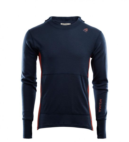 Aclima WarmWool Hood Sweater, Man S