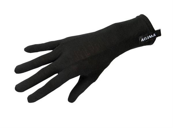 Aclima HotWool Heavy Liner Gloves, Un Xs/6
