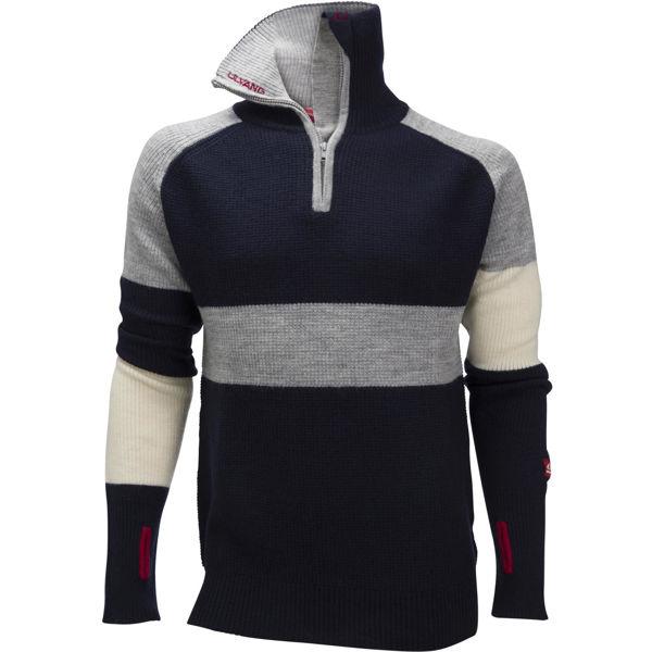 Ulvang  Rav limited sweater w/zip Ms Xs