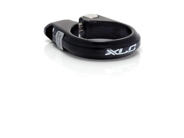 XLC Seatpost clamp PC-B02 28,6 mm Black