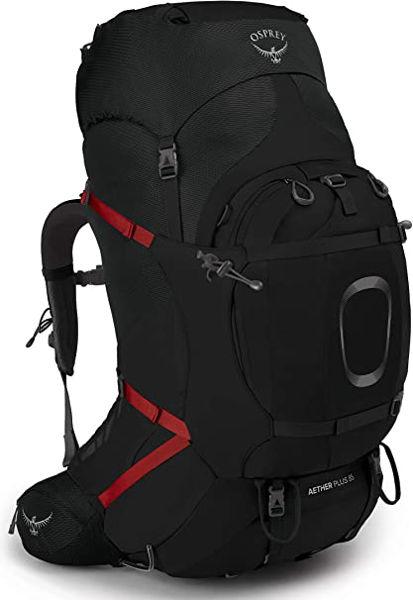 Osprey Aether PLUS 85 Black S/M