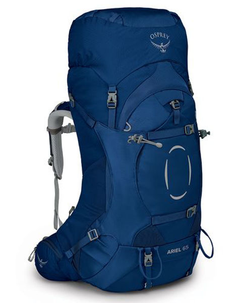 Osprey Ariel 65 Ceramic Blue WM/L