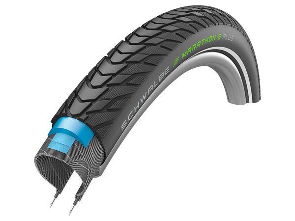 Schwalbe Marathon E-Plus St.tire 27,5x2,0 (50-584)