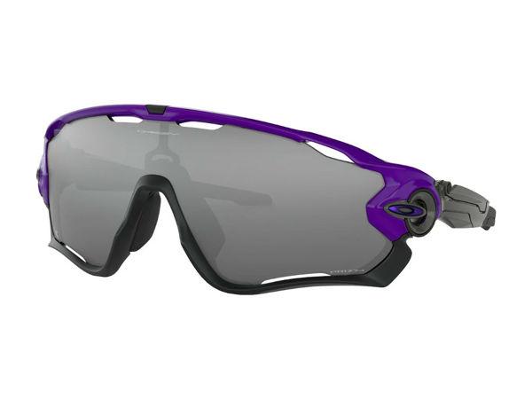 Oakley JAWBREAKER - Electric Purple/Prizm Black Iridium