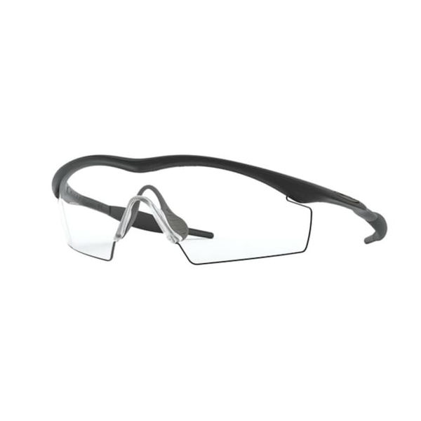 Oakley Industrial M Frame  Black - Clear