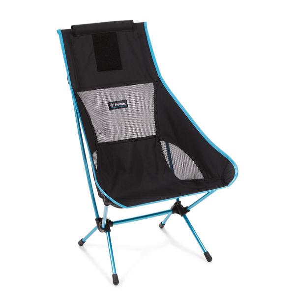 Helinox Chair Two Black/O.Blue