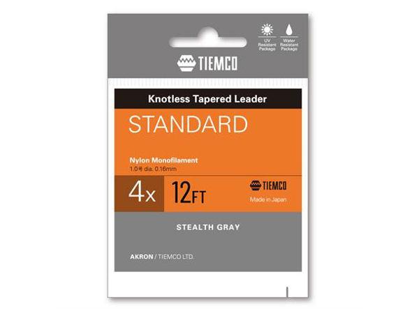 TIEMCO Leader STD 12FT 6