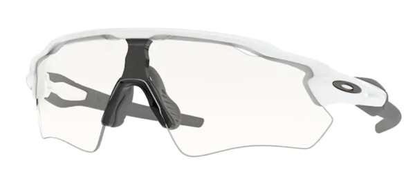 Oakley  Radar Ev Path - Polished White/Clear