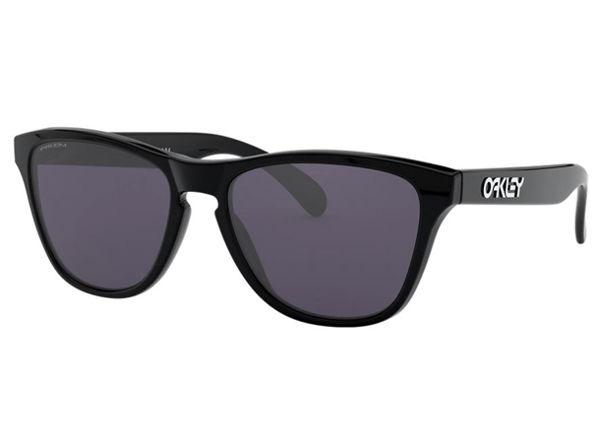 Oakley Frogskins XS - Polished Black/Prizm Grey