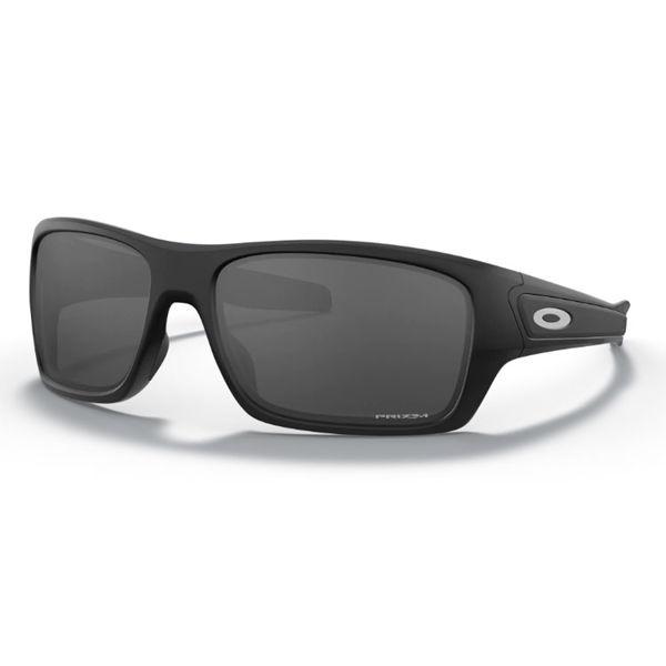 Oakley Turbine- Matte Black /Prizm Black Iridium