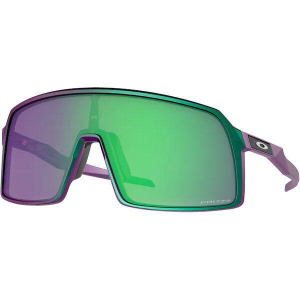 Oakley  Sutro - TLD Matte Purple Green Shift / Prizm Jade