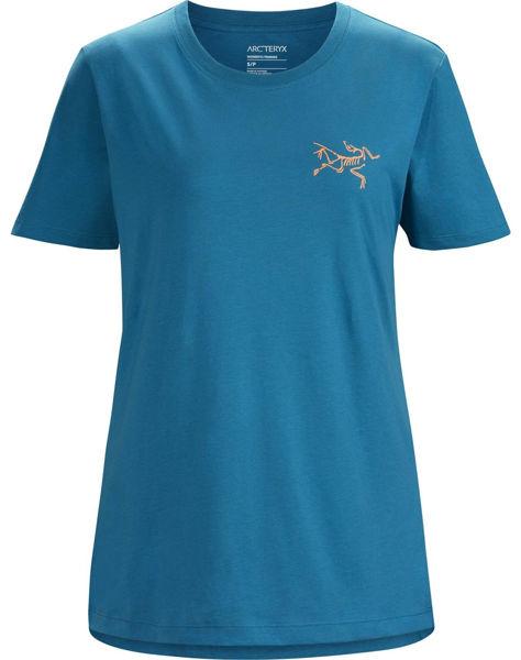 ArcTeryx Bird Emblem T-Shirt Ss Women's Xl