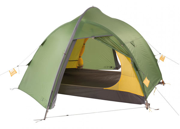 Exped Orion II Extreme green OneSize