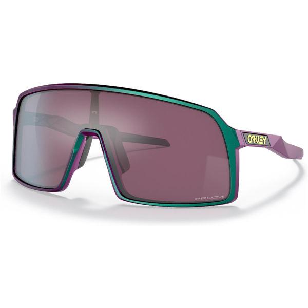 Oakley  Sutro - Green Purple Shift/Prizm Road Black