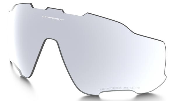 Oakley Jawbreaker Linse - Clear to black photochromic