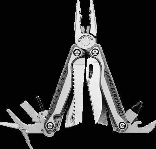 Leatherman  Multiverktøy Chargeplus TTI nylon Es