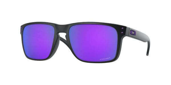 Oakley  Holbrook - MATTE BLACK/prizm violet