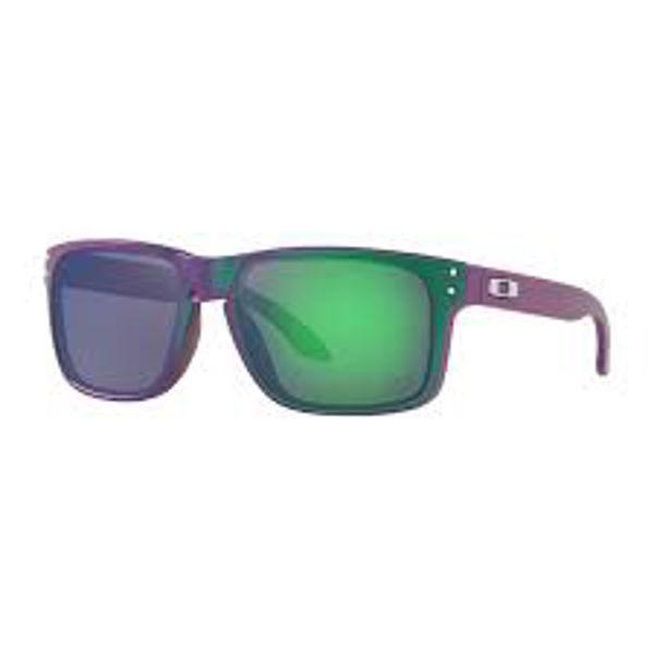 Oakley  Holbrook - TLD Matte Purple Green Shift/Prizm Jade
