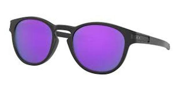 Oakley Latch - Matte Black/Prizm Violet