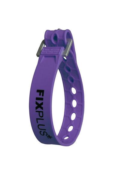 FixPlus  Skistropp 35 cm Purple