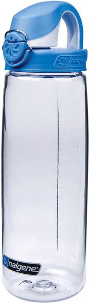 Nalgene Onthefly Klar/Blå 650Ml