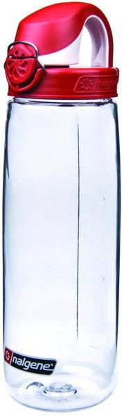 Nalgene Onthefly Klar/Rød 650Ml