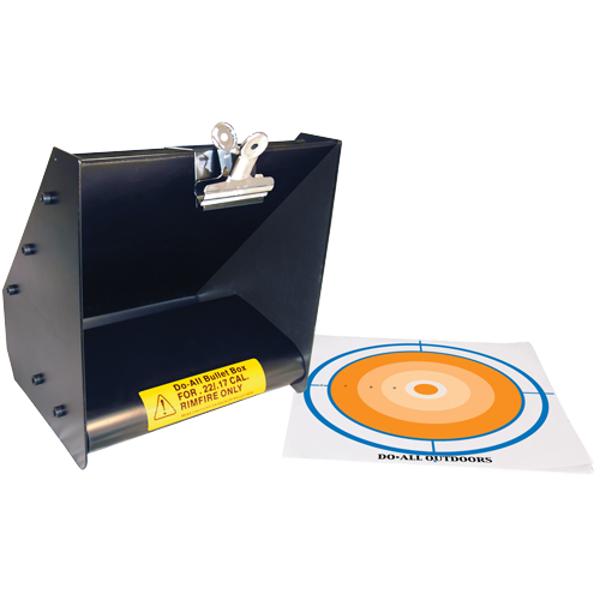 DAO Bullet Box - Kulefanger .22LR/17HMR