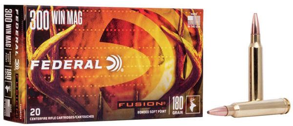 Federal Fusion 300 WIN. Mag 180 Grain