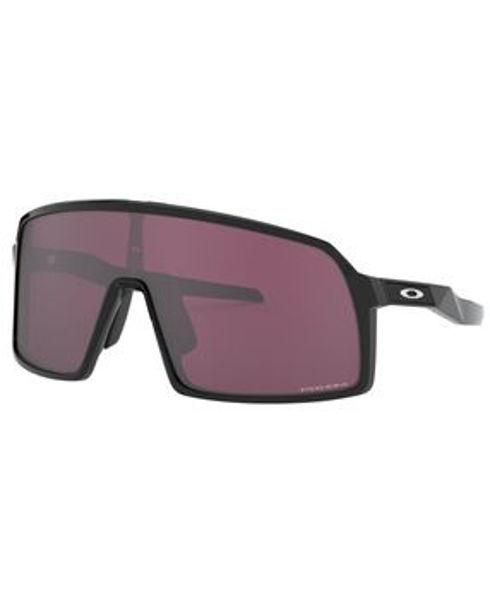 Oakley Sutro S - Polished Black / Prizm Road Black
