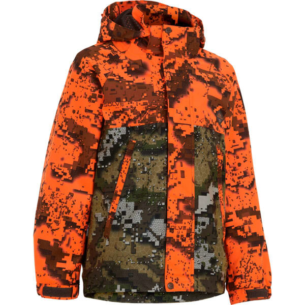 Swedteam ridge JR jacket 170