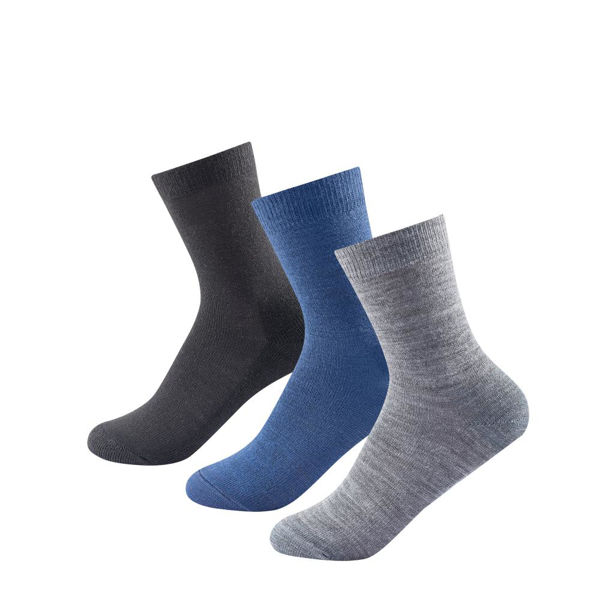 Devold  Daily Light Sock 3pk 36-40