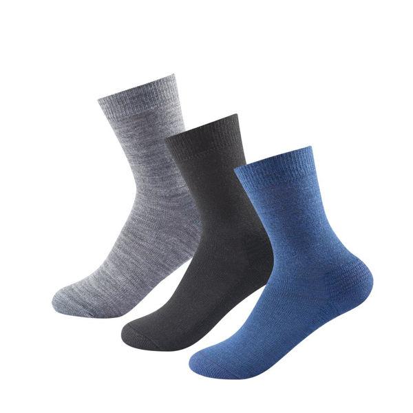 Devold  Daily Medium Sock 3pk 36-40
