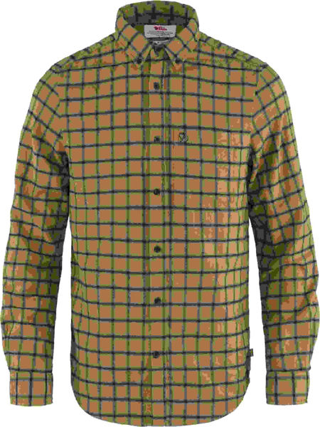 Fjällräven  ÖVik Flannel Shirt M Xl