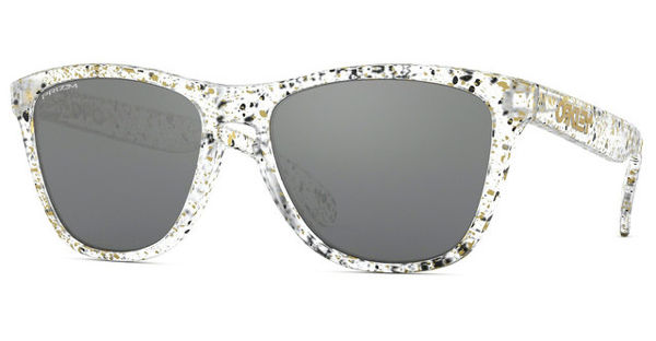Oakley  Frogskins - Metallic Splatter / Prizm Black