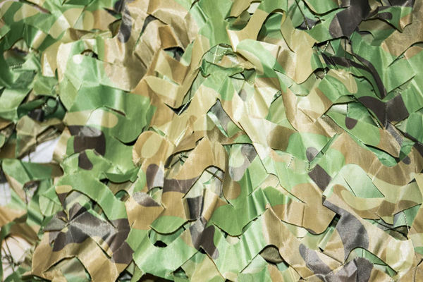 Mjoelner Hunting Camoflage net